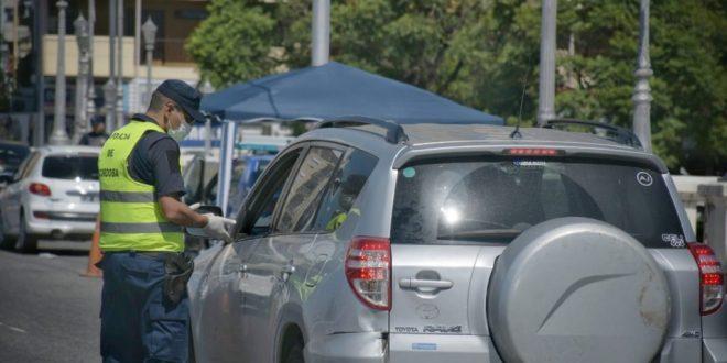 En Córdoba continuarán vigentes los permisos de circulación ya emitidos