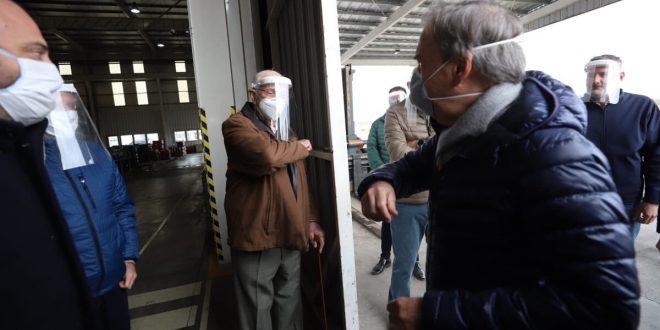 El Gobernador Schiaretti visita Alladio en Villa del Rosario