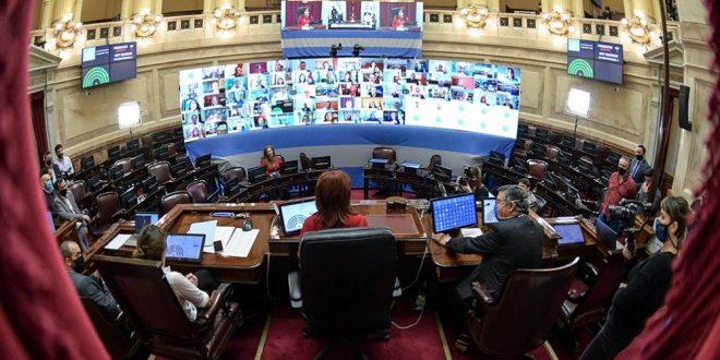 El Senado sancionó la ratificación del covenio 190 de la OIT