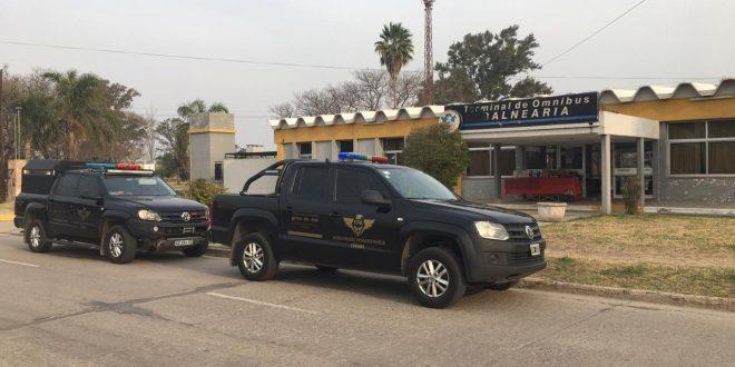 FPA realizó patrullajes y controles preventivos en diversas localidades del depatramento.